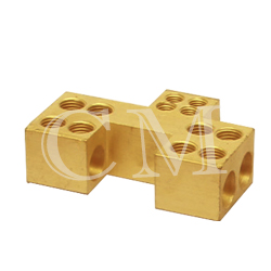Brass Earth Blocks Earth Bars